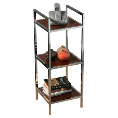 All Home Low Narrow 81cm Accent Shelves