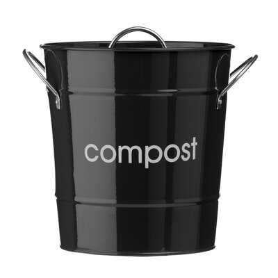 All Home Powder Coated Compost Bin