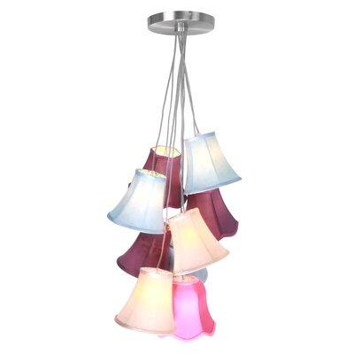All Home 9 Light Cluster Pendant