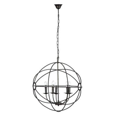 All Home Orbital 5 Light Globe Pendant