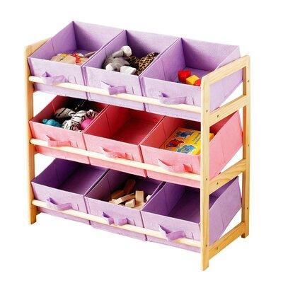 All Home 3 Tier Storage Unit