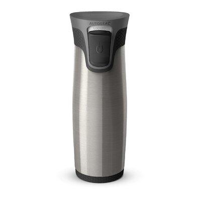 All Home Aria Vacuum Insulated Autoseal Mug with Lock