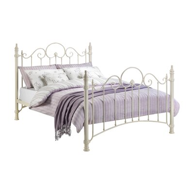 All Home Pisa King Bed Frame
