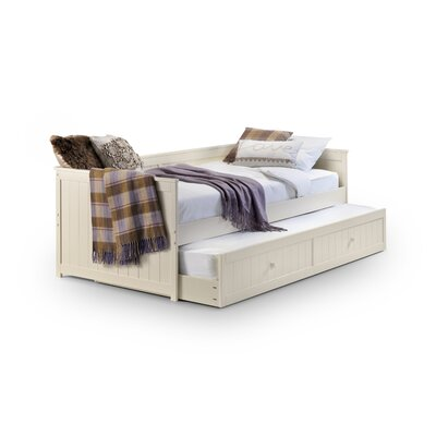 All Home Luciana Deluxe Mattress Daybed with Trundle