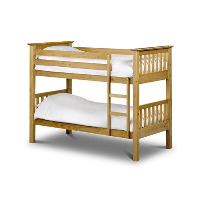 All Home Seville Single Bunk Bed