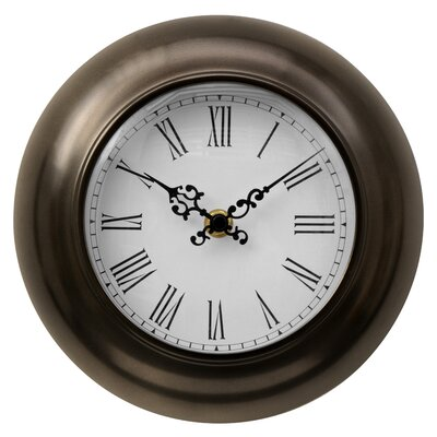 All Home 20cm Wall Clock