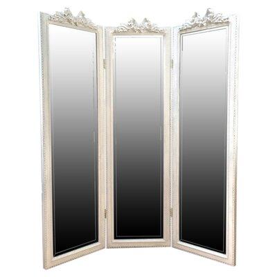 All Home 178cm x 150cm 3 Panel Room Divider