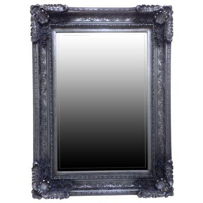 All Home Ornate Swept Frame Mirror