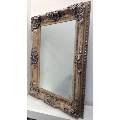 All Home Swept Frame Mirror
