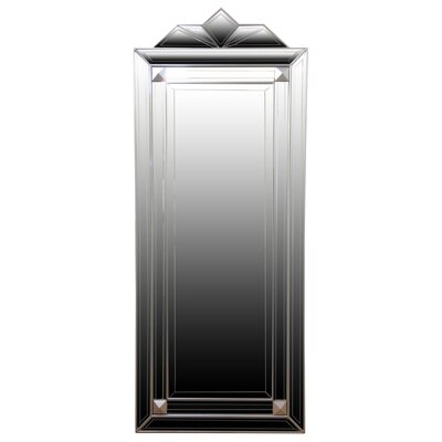 All Home Art Deco Style Mirror