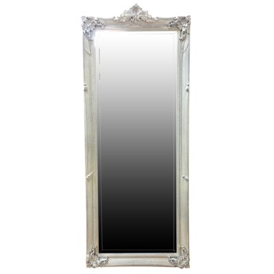 All Home French Style Floor Standing Mirror