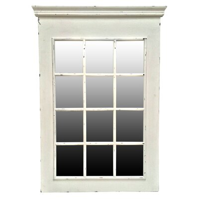 All Home Rectangle Window Mirror