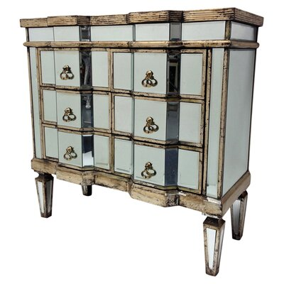 All Home Line 6 Drawer Chest of Drawers