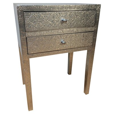 All Home Marquises Side Table