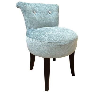 All Home Emily Upholstered Side Chair