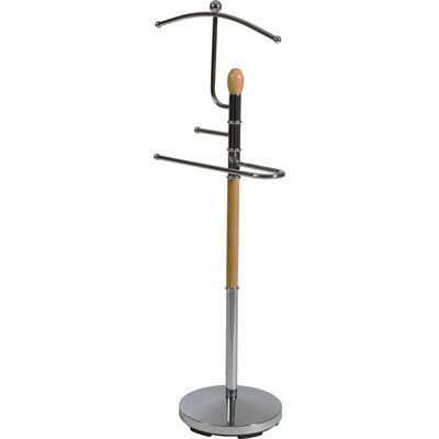 All Home KeaglePeaku Valet Stand with Hanger
