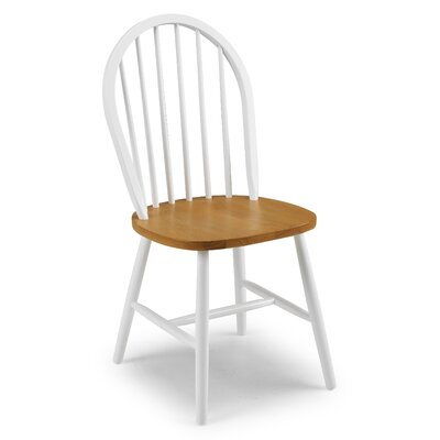 All Home Nora Solid Wood Dining Chair