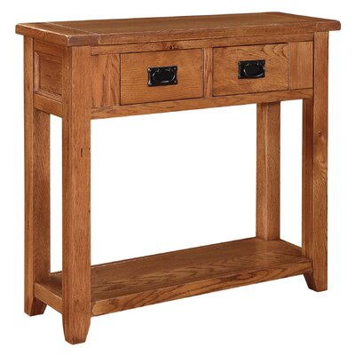 All Home Linconshire Console Table