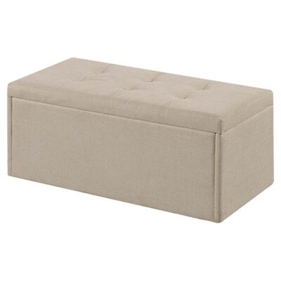 All Home Bern Upholstered Seat Chest
