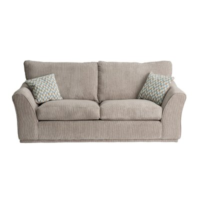 All Home Lively 3 Seater Sofa