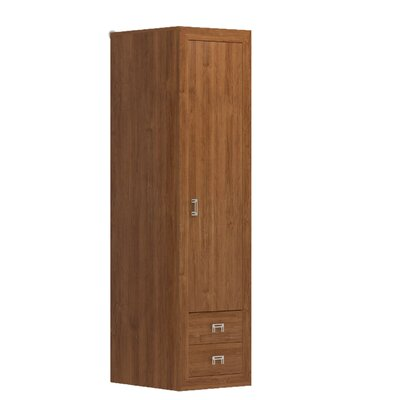All Home Mona 1 Door Wardrobe