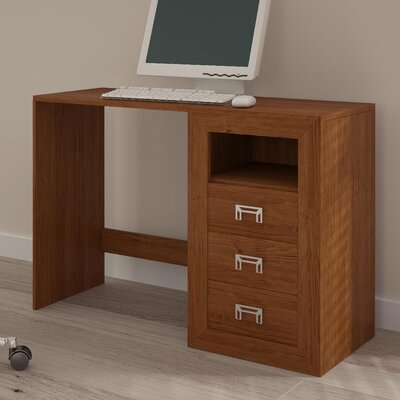 All Home Mona Writing Desk with 3 Drawers