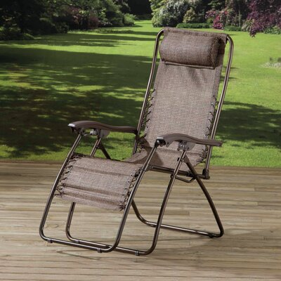 All Home Mizar Classic Anti Gravity Chair with Cushions
