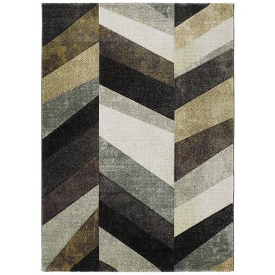 All Home Nevaeh Grey Area Rug