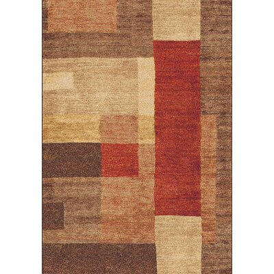All Home Spencer Brown Area Rug