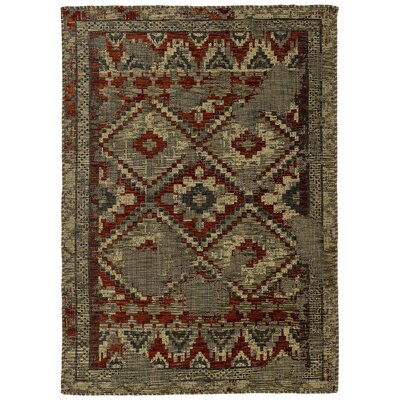 All Home Kastra Rust Area Rug