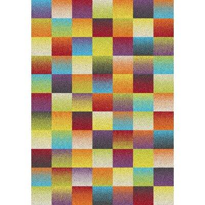 All Home Clara Multi-Coloured Area Rug