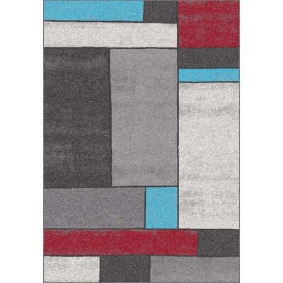 All Home Spencer Grey Area Rug