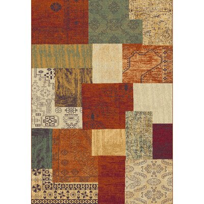 All Home Fable Beige Area Rug