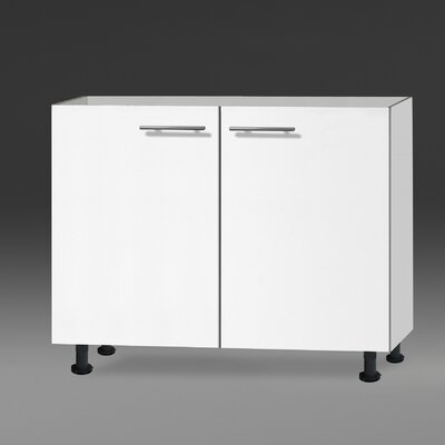 All Home Merida 100cm Sink Unit