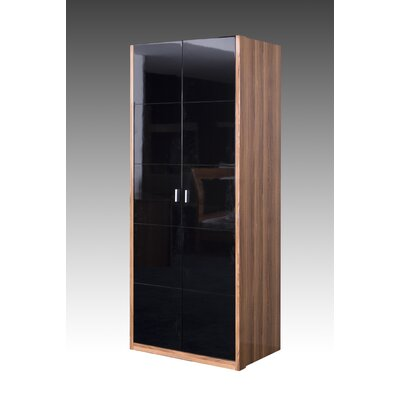 All Home Louise 2 Door Wardrobe