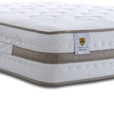 All Home Tanja Pocket Memory Mattress