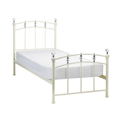 All Home Mia Wrought Iron Bed