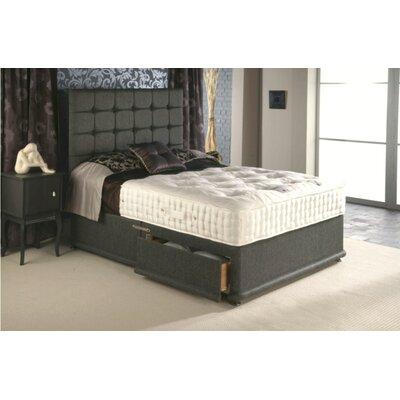 All Home Viva Regal Supreme Pocket Memory Divan Bed