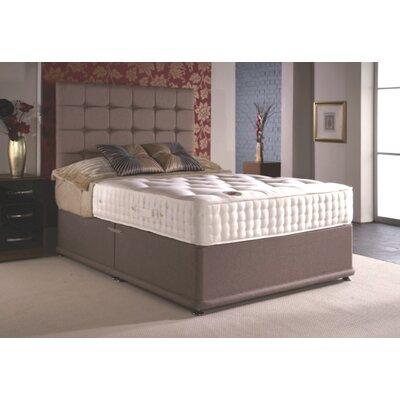 All Home Viva Serena Pocket Memory Divan Bed
