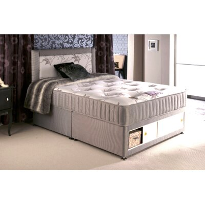 All Home Viva Rochelle Orthopaedic Divan Bed