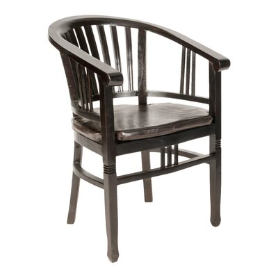 All Home Simba Solid Wood Dining Armchair