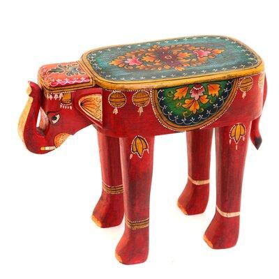 All Home Elephant Stool