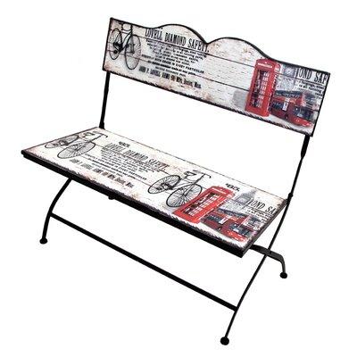 All Home Soho Bank Folding Chair