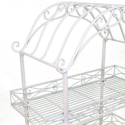 All Home Cart Brackets Pot 3 Shelf Shelving