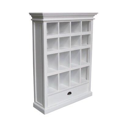 All Home 130cm Bookcase