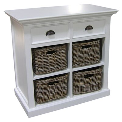 All Home 2 Drawer Chest