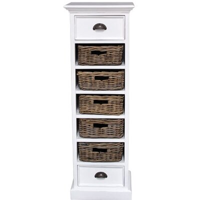 All Home 7 Drawer Chest of Drawers