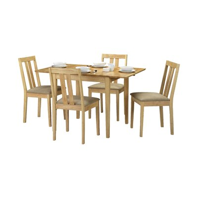 All Home Sherwood Extendable Dining Table and 4 Chairs