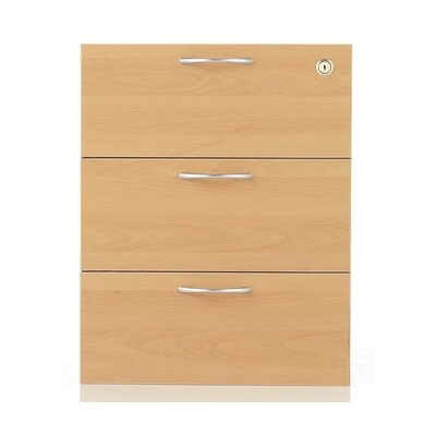 All Home 3 Drawer Mobile Cabinets