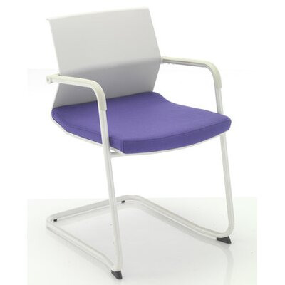 All Home Stacking Chair with Cushion
